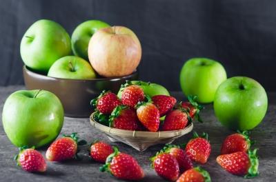 多いりんご