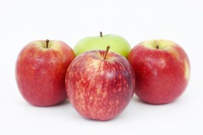 少ないりんご